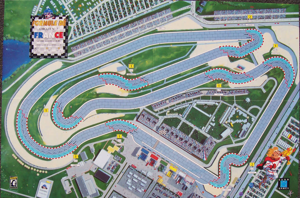 Francia - Magny-Cours