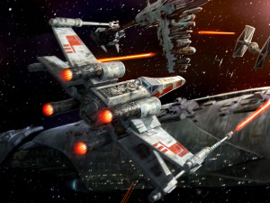 X-Wing base 1